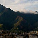 Avila Mountain by William Coronado