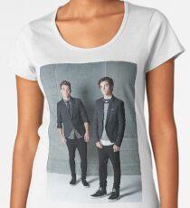 twins Women's Premium T-Shirt