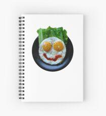 Chef Egghead Spiral Notebook