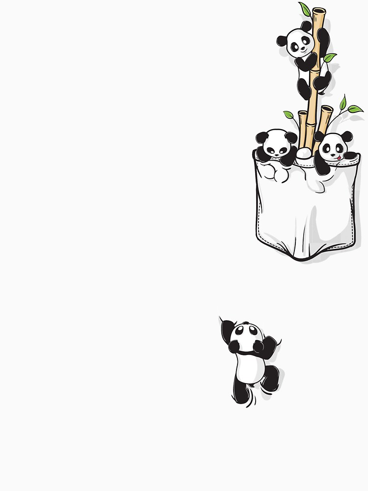 POCKET PANDAS by seteki