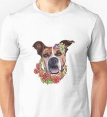 Flower power pup T-Shirt