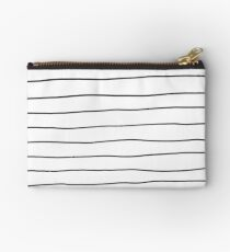 stripes Studio Pouch