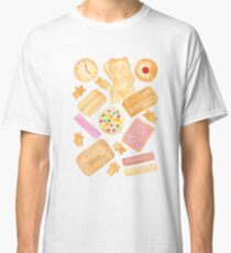 Biscuits In Bed Classic T-Shirt