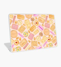 Assorted Biscuits - Pink Laptop Skin