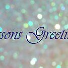 Seasons greetings by Melissa Park