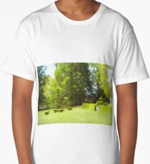 Ladew's Topiary Hunt Long T-Shirt