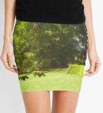 Ladew's Topiary Hunt Mini Skirt
