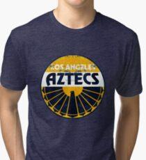 LA Aztecs Tri-blend T-Shirt