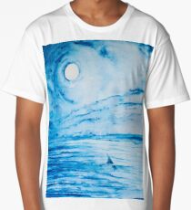 Full moon Long T-Shirt