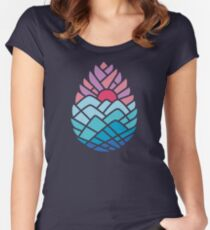 Alpine Women's Fitted Scoop T-Shirt