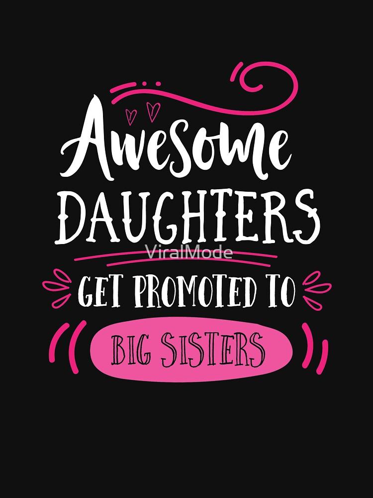Ehrfürchtige Töchter werden zu großen Schwestern befördert von ViralMode