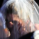 Wedding tear by Miron Abramovici