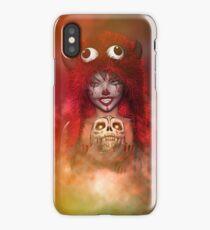Pretty Little Monster  iPhone Case/Skin