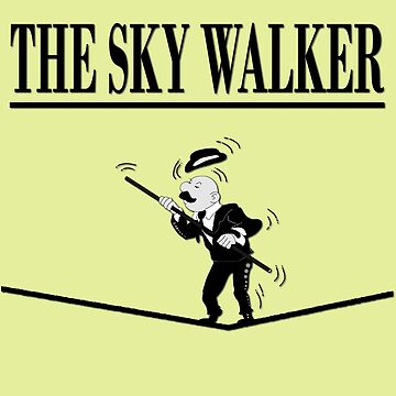 The Sky Walker by e-dream