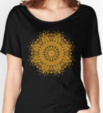 Mandala 1 Women's Relaxed Fit T-Shirt