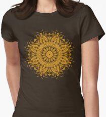Mandala 1 Women's Fitted T-Shirt