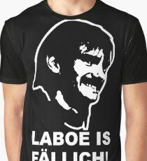 Bernd Knauer - Laboe is wrong! Graphic T-Shirt