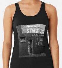 Cover art Tee Racerback Tank Top
