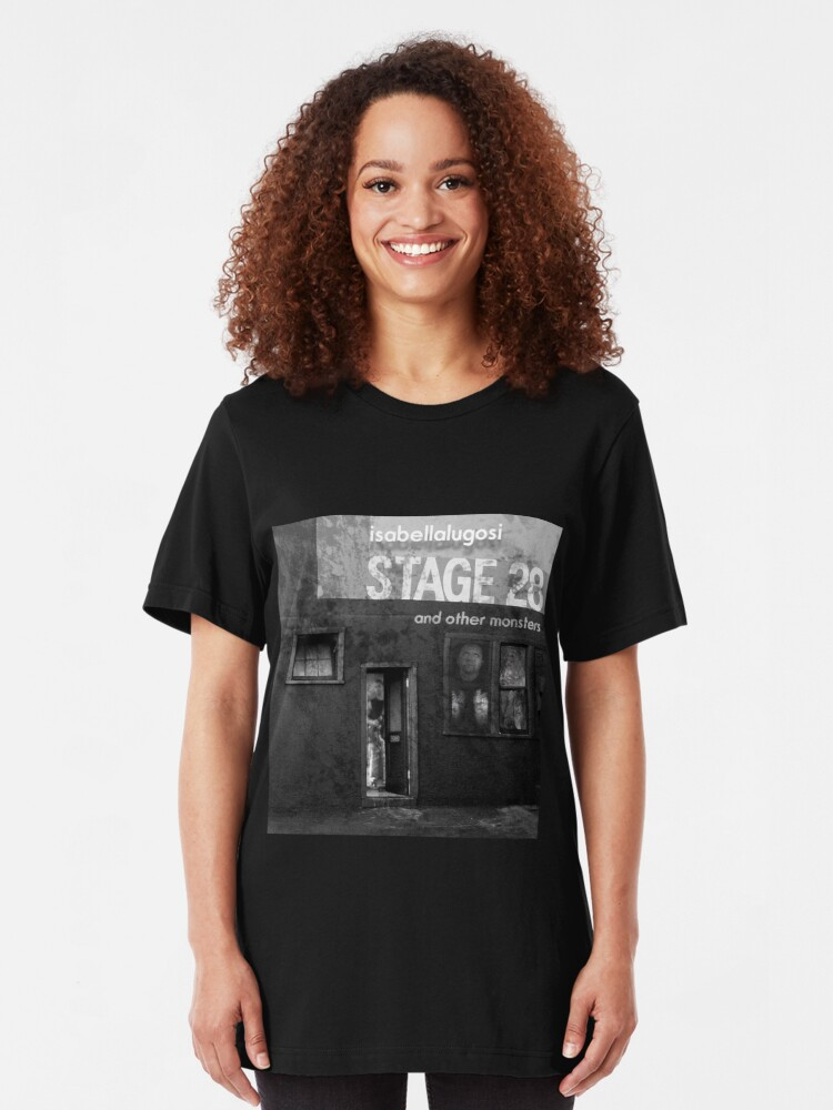 Alternate view of Cover art Tee Slim Fit T-Shirt