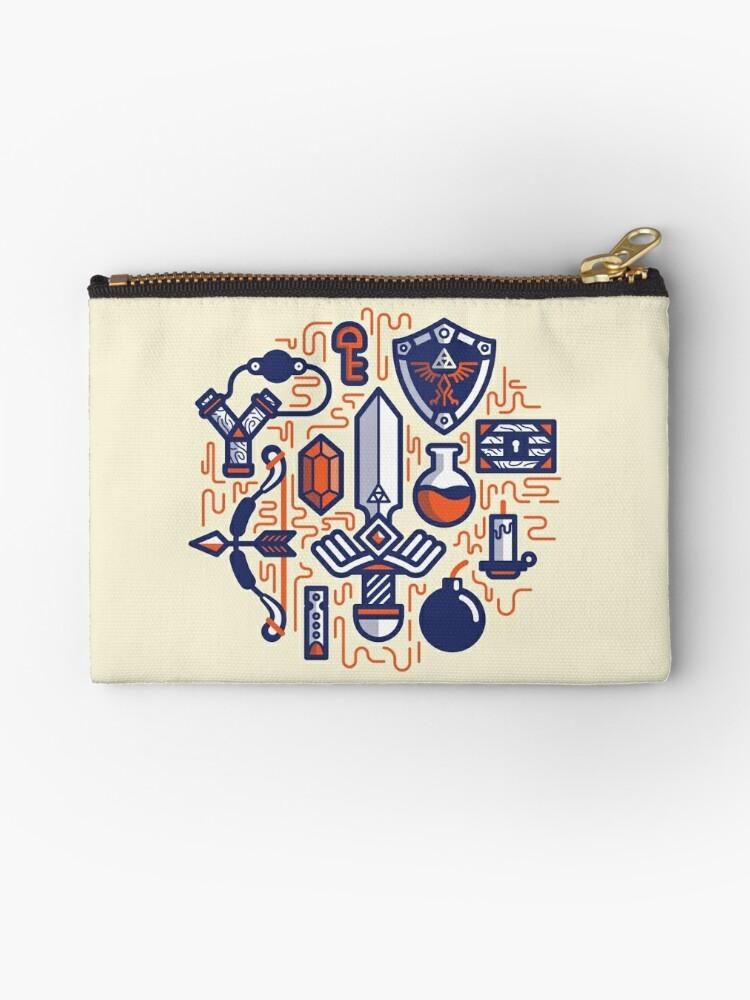 «Zelda Essentials» de fabric8