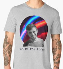 Trust The Force Men's Premium T-Shirt