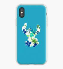 Tropical Stitch iPhone Case