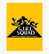 Girl Squad Photographic Print