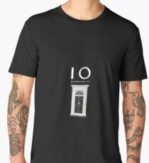 No.10 Downing Street Men's Premium T-Shirt