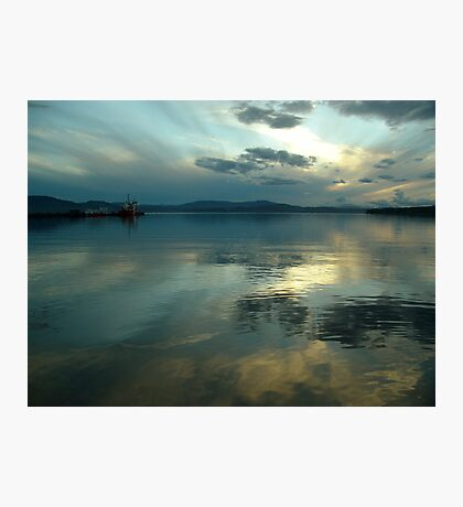 Afterglow Photographic Print