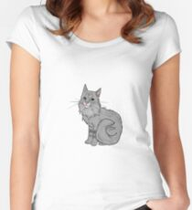 Linus Women's Fitted Scoop T-Shirt