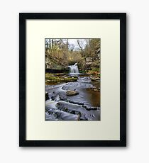 Cauldron Force Framed Print