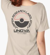 Juniper Research Labolatory - Unova Women's Relaxed Fit T-Shirt