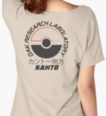 Oak Research Labolatory - Kanto Women's Relaxed Fit T-Shirt