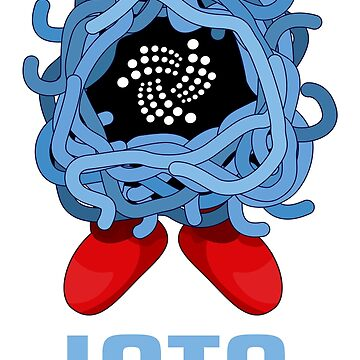 IOTA Tangle Network with Text by Mehdals