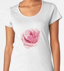 Pink rose Women's Premium T-Shirt