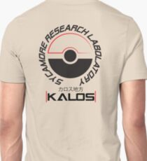 Sycamore Research Labolatory - Kalos T-Shirt