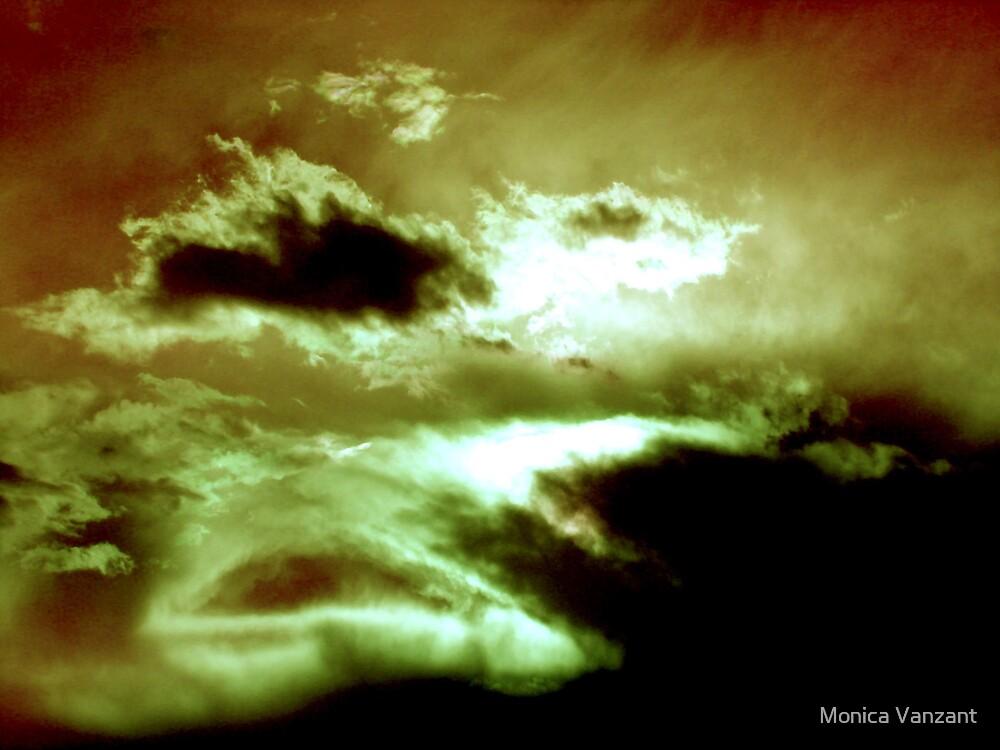 Skyscape v35 by Monica Vanzant
