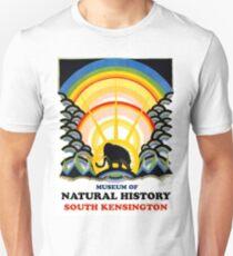 Museum of natural history, South Kensington Unisex T-Shirt