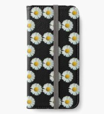 Two white daisies iPhone Wallet/Case/Skin