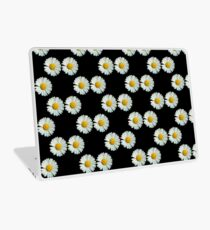 Two white daisies Laptop Skin