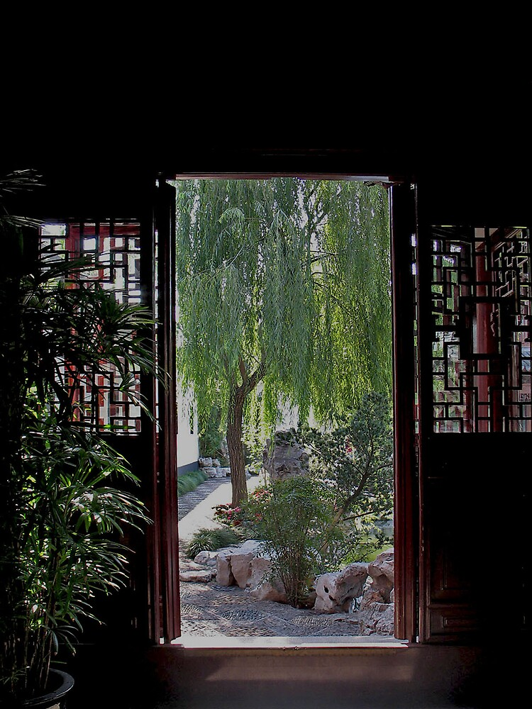 Gateway to Serenity by MeGreen