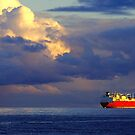 Swanpool Anchorage by AndyReeve