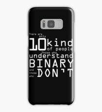 10 Kind of People... Samsung Galaxy Case/Skin