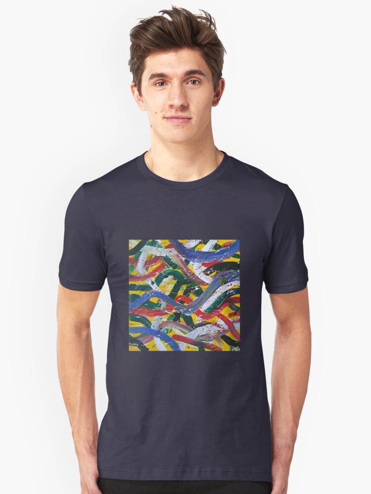 Chaos Unisex T-Shirt Front