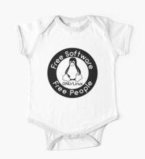 GNU/Linux Kids Clothes