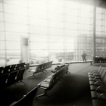 Airport, Paris by cykuck