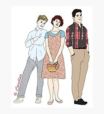 Sixteen Candles Photographic Print