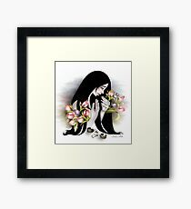 Freedom in the Lord's Blood Framed Print