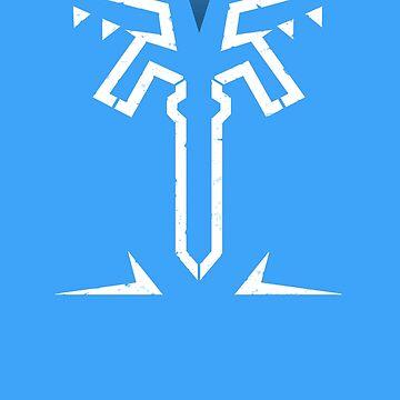 Patrón de camisa de Zelda Breath of the Wild Link de Purrdemonium