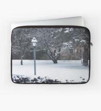 Snowstorm Laptop Sleeve
